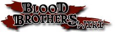 Blood Brothers wordmark