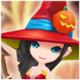 Mystic Witch (Fire) Icon