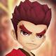 Martial Artist (Fire) Icon