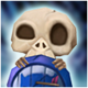 Skull Soldier (Water) Icon