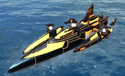 T2 cruiser