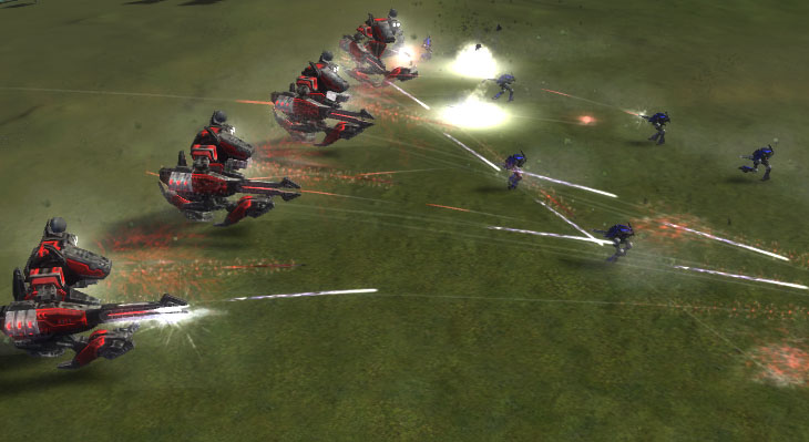 Cybran T3 Siege Assault Bot Supreme Commander Wiki