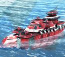 Executioner Class Battleship