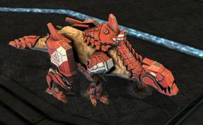 Cybrannosaurus