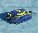Rock Head Tank