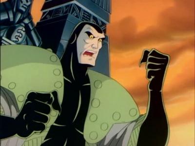 Resultado de imagem para highlander animated series