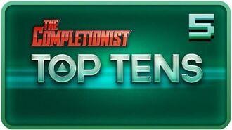 Top 5 Progressive and Regressive Game Sequels - The Completionist Top Tens 5