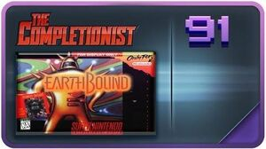 Earthbound Review The Completionist Episode 91