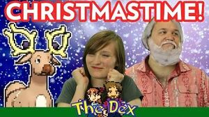 A Very Pokemon Christmas (with Stantler)! - The Dex! Episode 92!