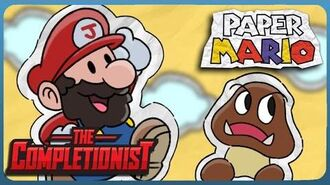 Paper Mario The Adventure Unfolds! - The Completionist®