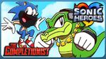 Completionist Sonic Heroes