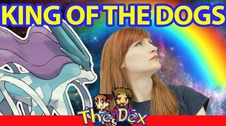 The Dex! - Suicune and the REAL Burned Tower!