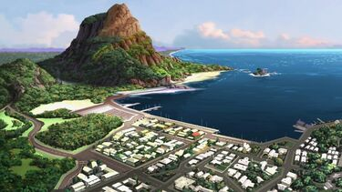 Happy Harbor (Earth-16) 001