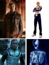 Vic Stone Smallville