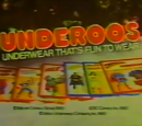 Underoos commercials