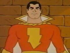 A Captain Marvel