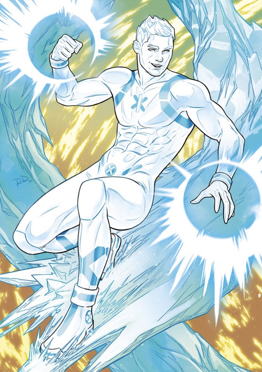 Iceman | Superhero Wiki | Fandom powered by Wikia
