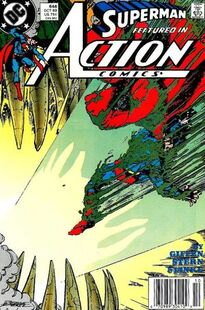 Action Comics Issue 646