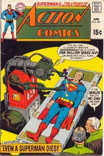 Action Comics Issue 387