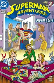 Superman Adventures 45