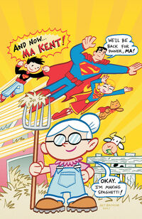 Superman Family Adventures 11