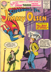 Supermans Pal Jimmy Olsen 016