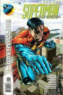 Superman Man of Steel 1000000