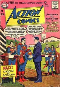 Action Comics Issue 233