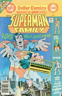 Superman Family 183