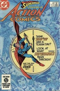 Action Comics Issue 551
