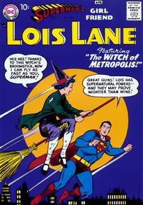 Supermans Girlfriend Lois Lane 001