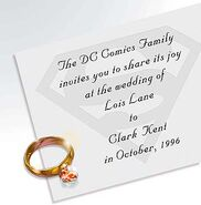 Lane Kent wedding ad