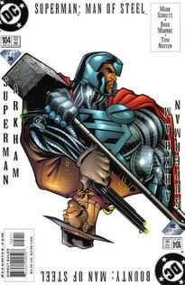 Superman Man of Steel 104