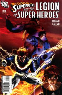 Supergirl Legion 35