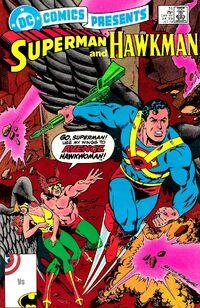 DC Comics Presents 074