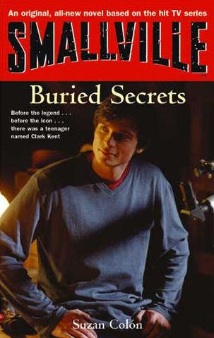File:Smallville YA novel 06 Buried Secrets.jpg