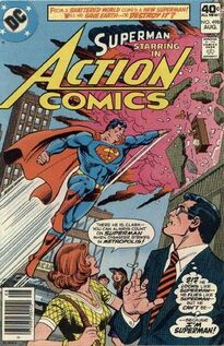 Action Comics Issue 498