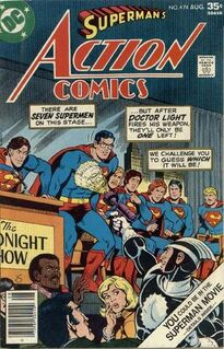Action Comics Issue 474