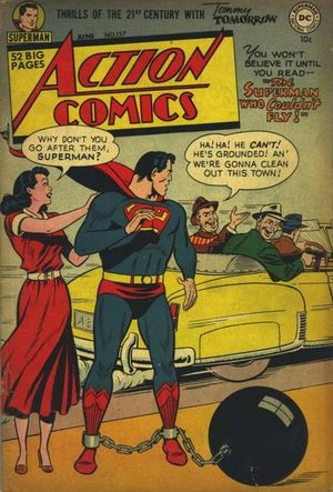 File:Action Comics Issue 157.jpg