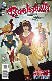 DC Comics Bombshells 08
