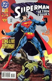 Action Comics Issue 711