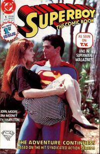 Superboy 1990 01