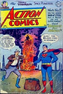 Action Comics Issue 176