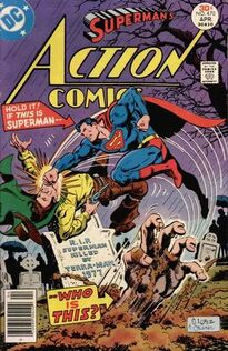 Action Comics Issue 470
