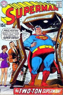 Superman Vol 1 221