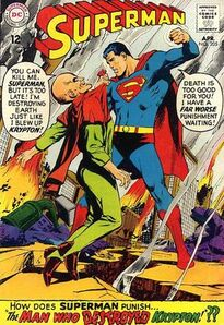 Superman Vol 1 205