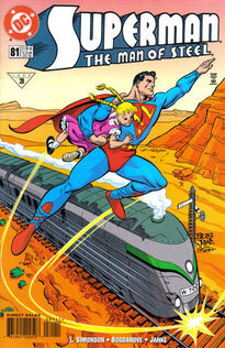 Superman Man of Steel 81