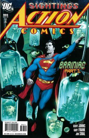Action Comics 866
