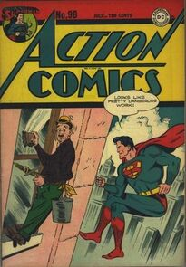 Action Comics Issue 98