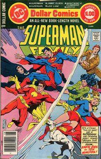 Superman Family 190